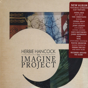 HERBIE HANCOCK - The Imagine Project - CD