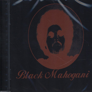 Moodymann Black Mahogani CD
