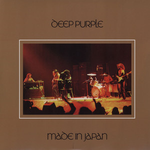 DEEP PURPLE - Made In Japan - 33T