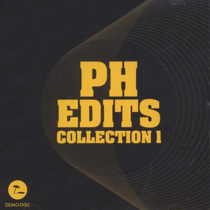 PETE HERBERT - PH Edits Collection 1 - CD