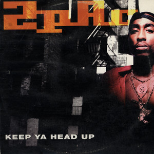 2pac Keep+Ya+Head+Up 12''
