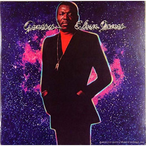 ELVIN JONES - Genesis - LP