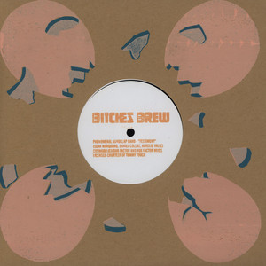 PHENOMENAL HANDCLAP BAND, THE - Testimony Cosmodelica Remixes - 10 inch