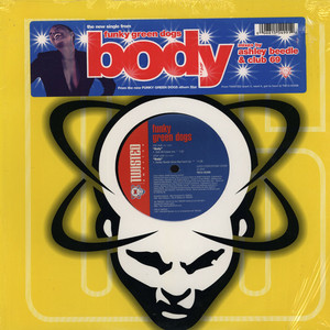 FUNKY GREEN DOGS - Body remixes - Maxi x 1
