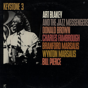 ART BLAKEY AND THE JAZZ MESSENGERS - Keystone 3 - 33T