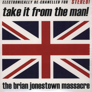 BRIAN JONESTOWN MASSACRE - Take It From The Man! - 33T x 2