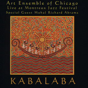 ART ENSEMBLE OF CHICAGO - Kabalaba - CD