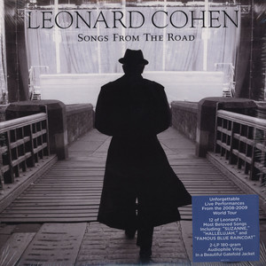 LEONARD COHEN - Songs From The Road - 33T
