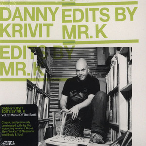 DANNY KRIVIT - Edits By Mr. K Volume 2 - CD