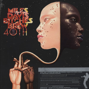 MILES DAVIS - Bitches Brew Box Set - 33T x 2
