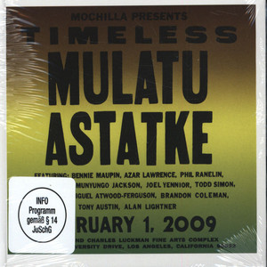 MULATU ASTATKE - Mochilla Presents Timeless - CD