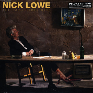 Nick Lowe The+Impossible+Bird LP