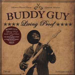 BUDDY GUY - Living Proof - LP x 2