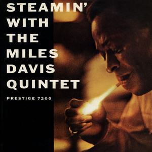 MILES DAVIS QUINTET, THE - Steamin' With The Miles Davis Quintet - 33T