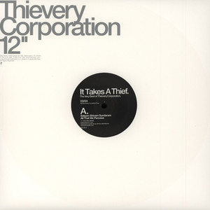 Thievery Corporation It+Takes+A+Thief+Ep+3 12''
