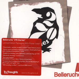 BELLERUCHE - 270 Stories - CD