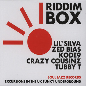 SOUL JAZZ RECORDS PRESENTS - Riddim Box - CD x 2