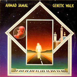 AHMAD JAMAL - Genetic Walk - LP