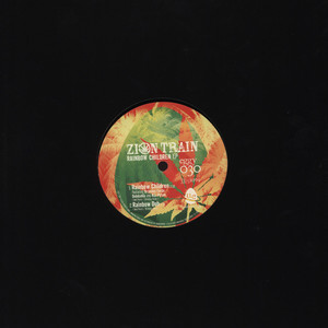 ZION TRAIN - Rainbow Children  EP - 25 cm