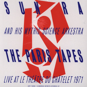 SUN RA - Paris Tapes - CD x 2