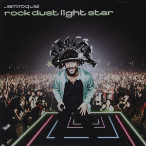 Jamiroquai Rock+Dust+Light+Star CD