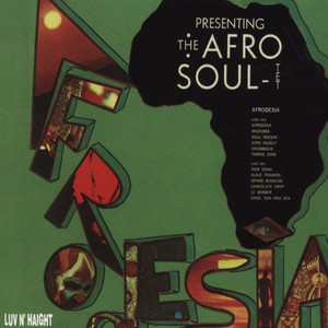 AFRODESIA - The Afro Soul-Tet - CD