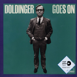 KLAUS DOLDINGER - Doldinger Goes On - LP