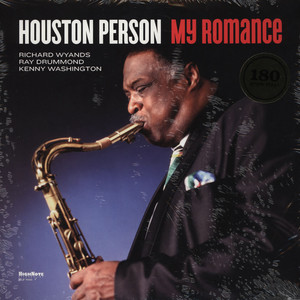 HOUSTON PERSON - My Romance - 33T