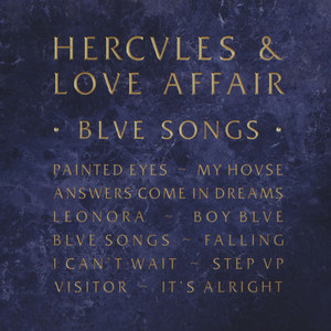 HERCULES AND LOVE AFFAIR - Blue Songs - CD