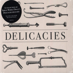 SIMIAN MOBILE DISCO - Delicacies - CD x 2