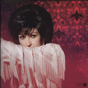 WANDA JACKSON - The Party Ain't Over - LP