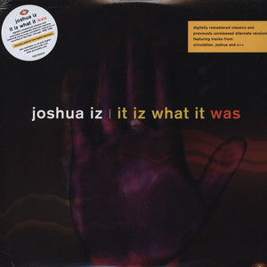 JOSHUA IZ - It Iz What It Iz - LP x 2