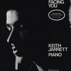 KEITH JARRETT - Facing You - 33T
