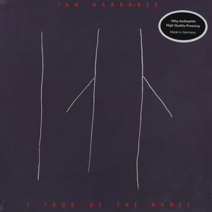 JAN GARBAREK - I Took Up The Runes - LP