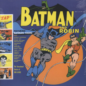 SUN RA & THE BLUES PROJECT - Batman And Robin - LP