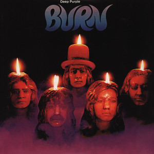DEEP PURPLE - Burn - 33T
