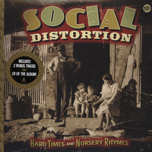 Social Distortion Hard+Times+And+Nursery+Rhymes LP