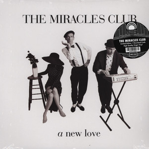 Miracles Club A+New+Love LP