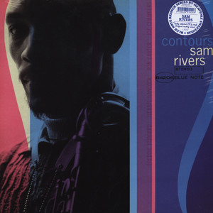 SAM RIVERS - Contours - LP