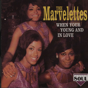 MARVELETTES, THE - When You're Young And In Love - CD