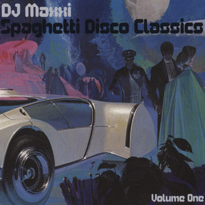 DJ MAXXI - Spaghetti Disco Classics Vol. 1 - CD