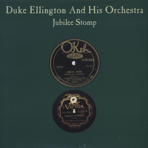 DUKE ELLINGTON & HIS ORCHESTRA - Jubilee Stomp - 33T