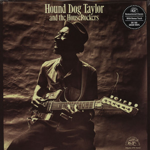 HOUND DOG TAYLOR - And The Houserockers - LP