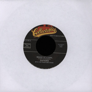 SAFARIS / THE FIDELITYS - Image Of A Girl / Memories Of You - 7inch x 1