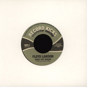FLOYD LAWSON - Roof Top Sugar - 7inch x 1