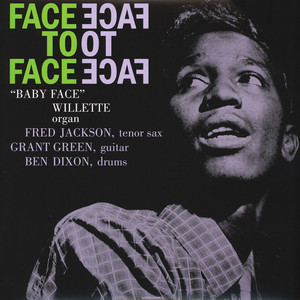 BABY FACE WILLETTE - Face To Face - LP