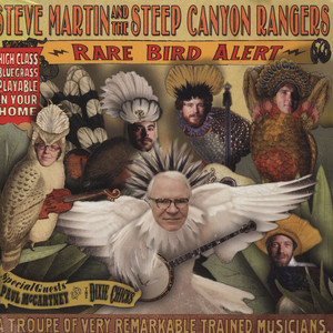 STEVE MARTIN - Rare Bird Alert - LP