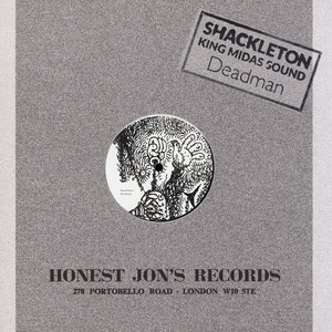 SHACKLETON - Deadman - 12 inch x 1