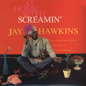 SCREAMIN JAY HAWKINS - At Home With Screamin Jay Hawkins - LP
