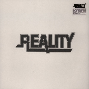 Reality Reality LP